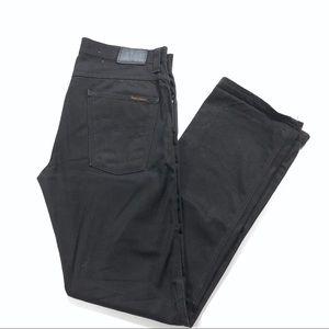 Nudie Slim Jim Organic Cotton Straight Leg Jeans